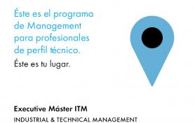 Máster Industrial & Technical Management